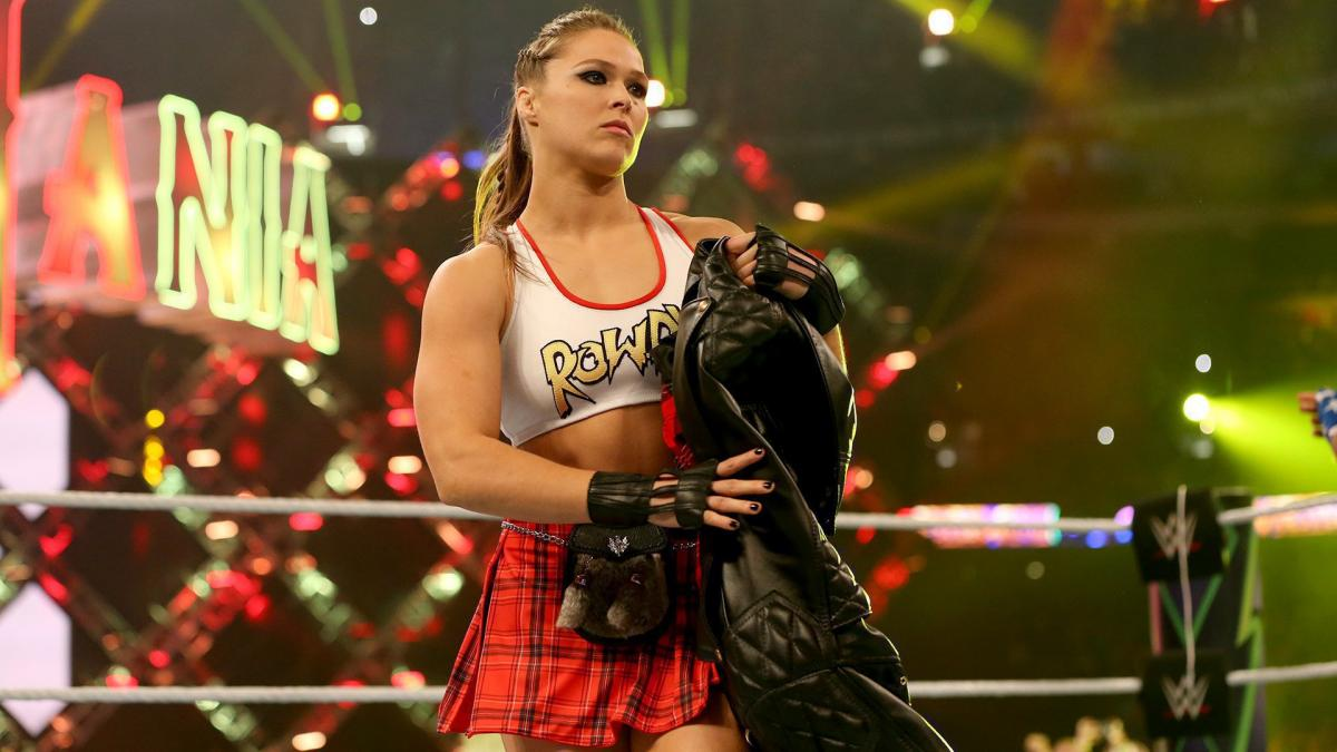 Ronda Rousey silenced critics with WrestleMania 34's match of the night