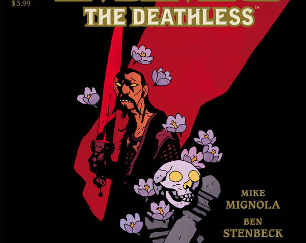 Mike Mignola is writing one of his greatest works yet.