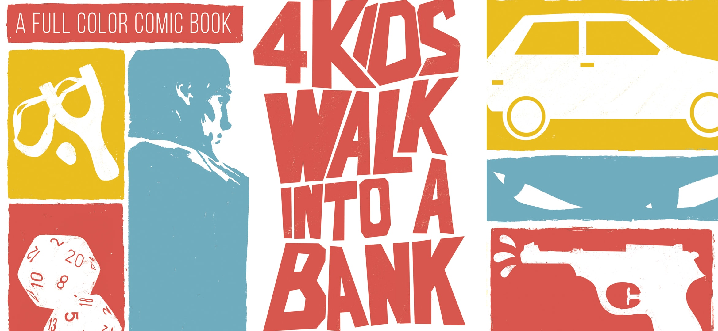 4 Kids Walk Into A Bank Review: A nice soiree involving a family situation