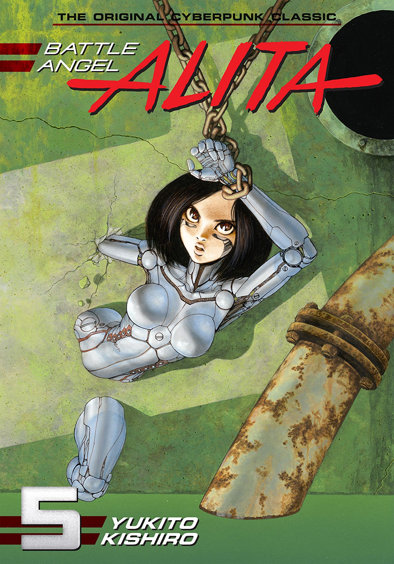 Alita must fight an old enemy, as well as a war in the desert.