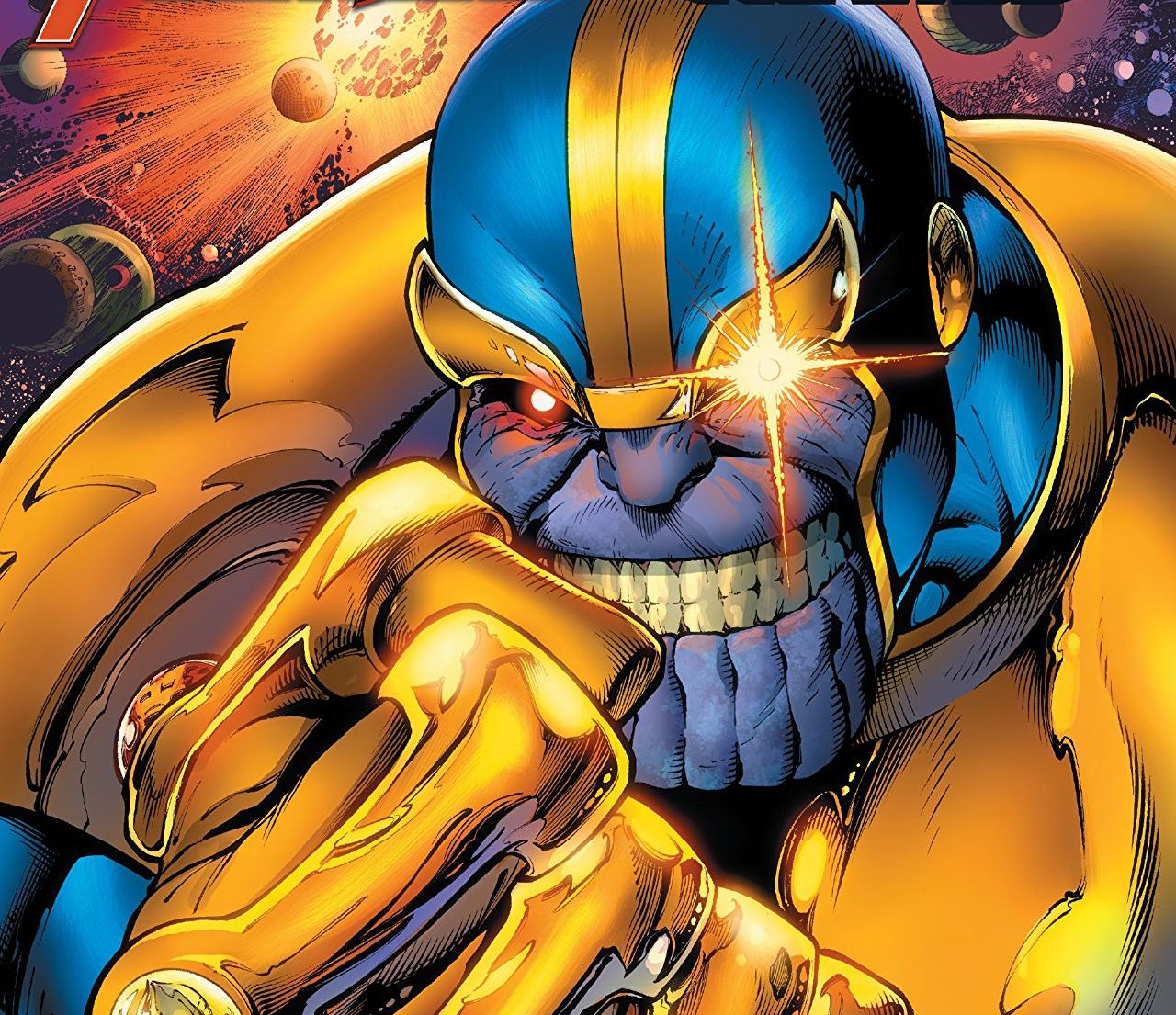 'Avengers vs. Thanos' review: An all-ages twist on Thanos