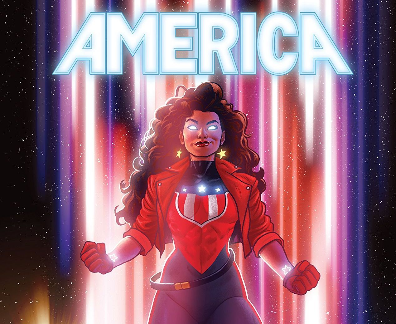 The last chapter in 'America' has arrived in this Vol. 2 trade paperback.