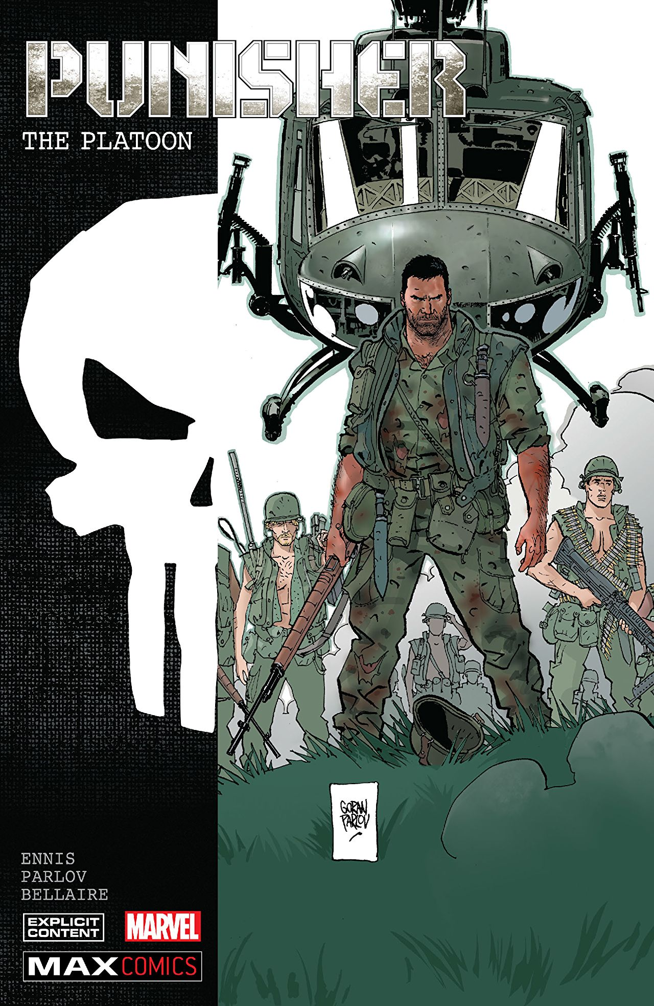 'Punisher: The Platoon' review: Garth Ennis leaves you wondering what could have been
