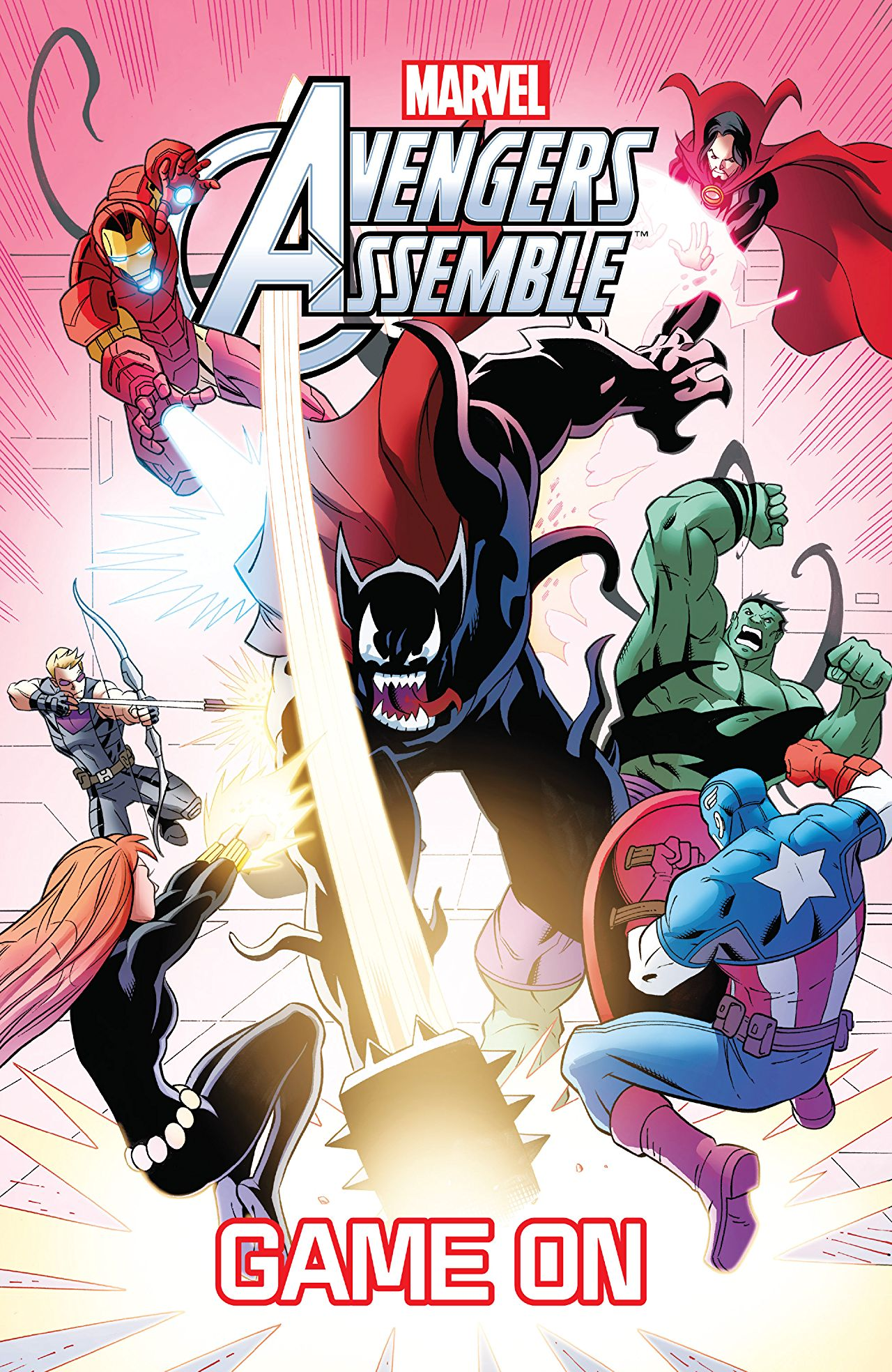 'Avengers Assemble: Game On' review: perfect for all-ages 'Avengers: Infinity War' fans