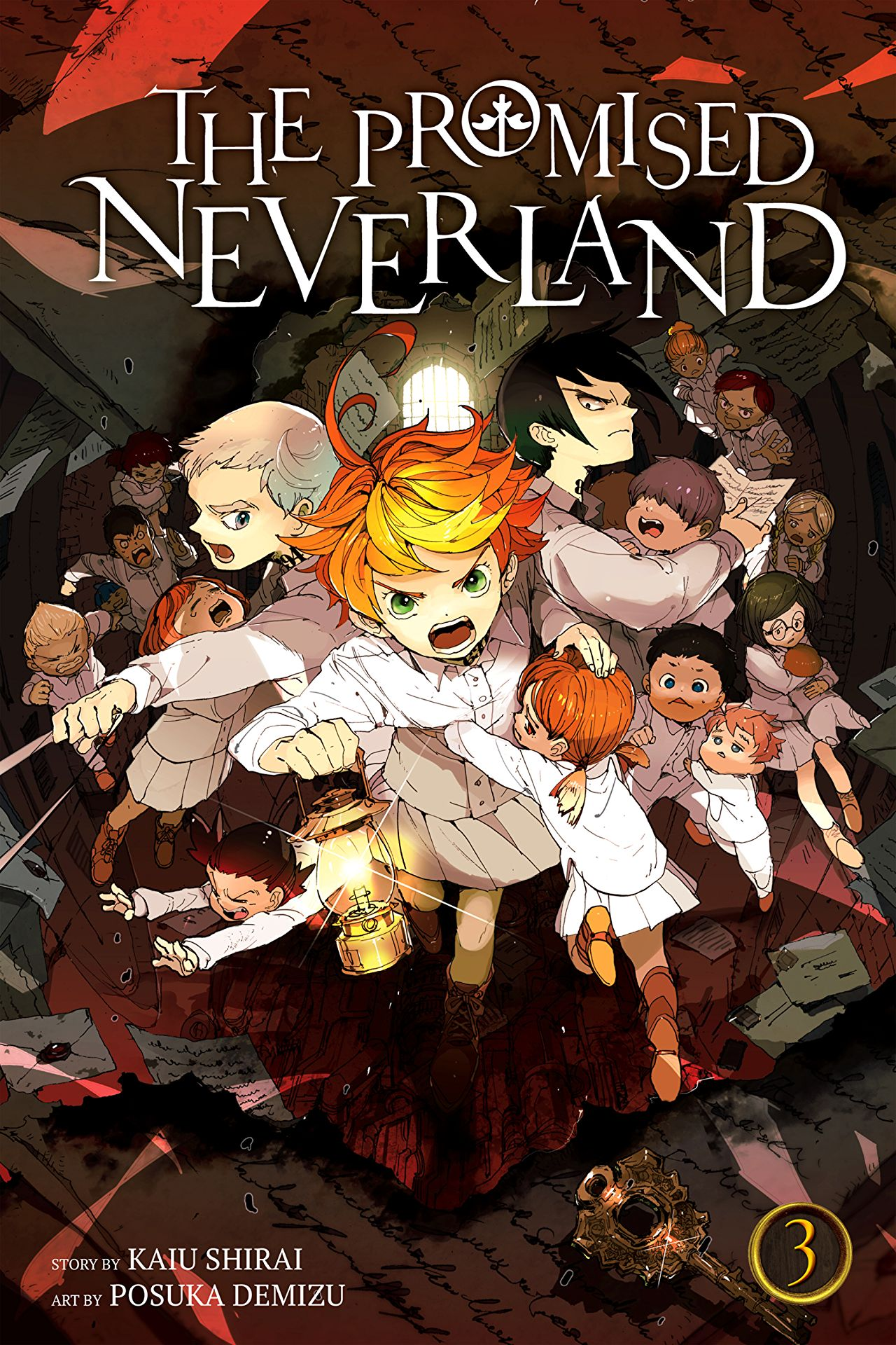The Promised Neverland Vol. 3 Review