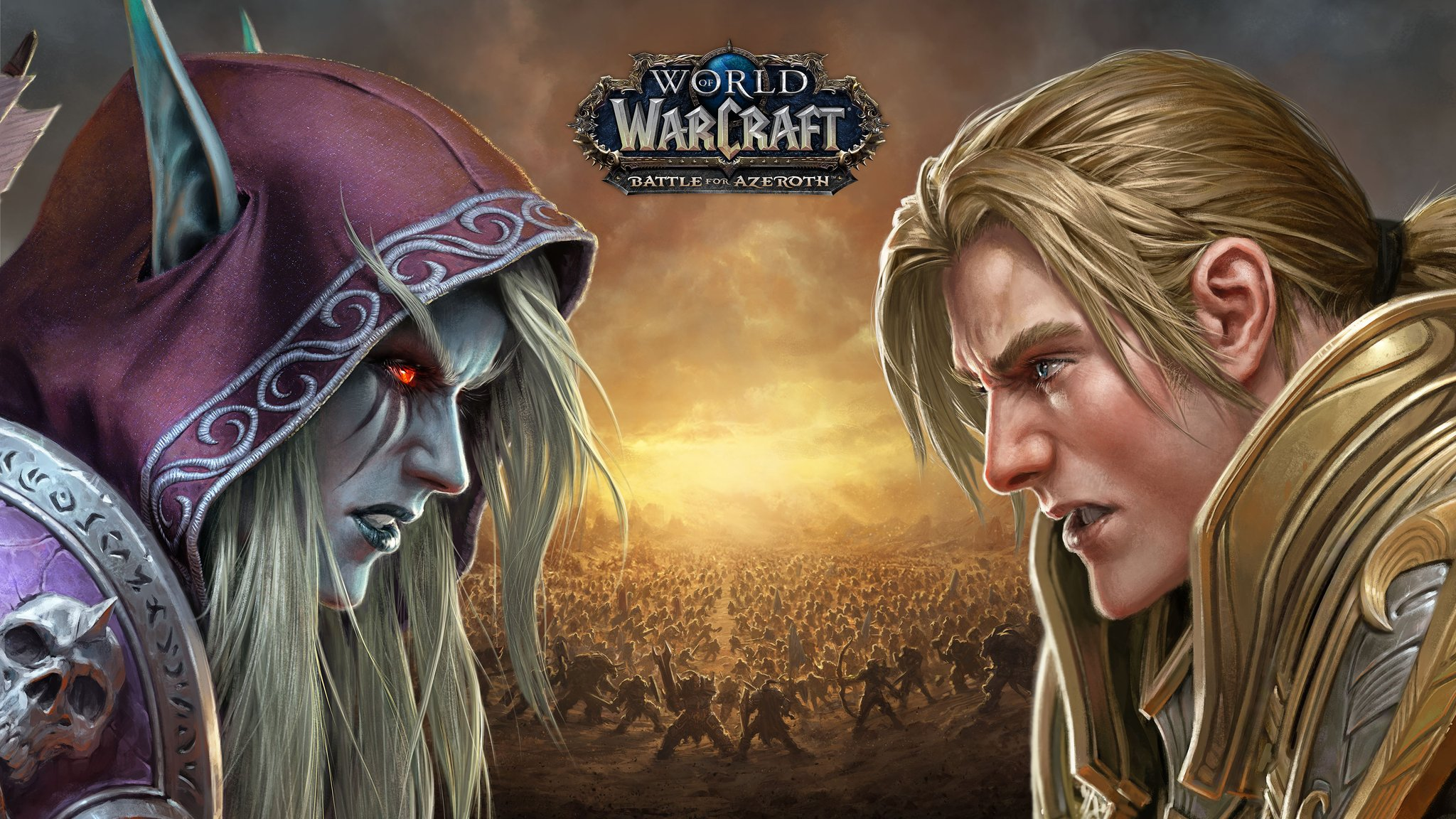 World of Warcraft: Battle For Azeroth's release date revealed