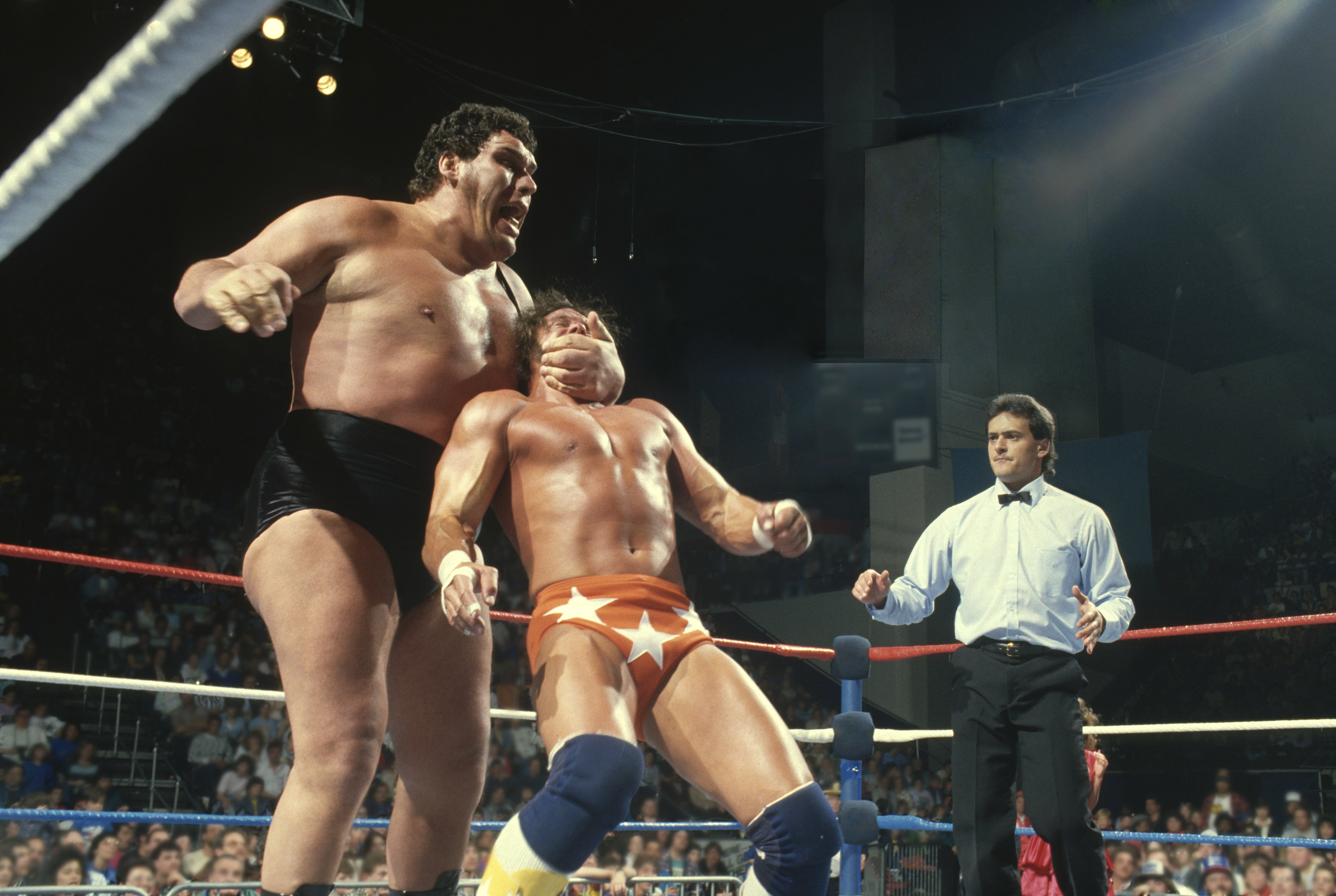 HBO's 'Andre the Giant' review: An interesting, somber look at the Eighth Wonder of the World