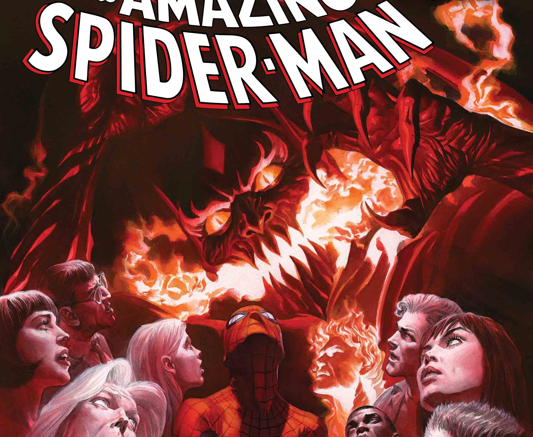 Red Goblin reveals new Symbiote powers in Amazing Spider-Man #798