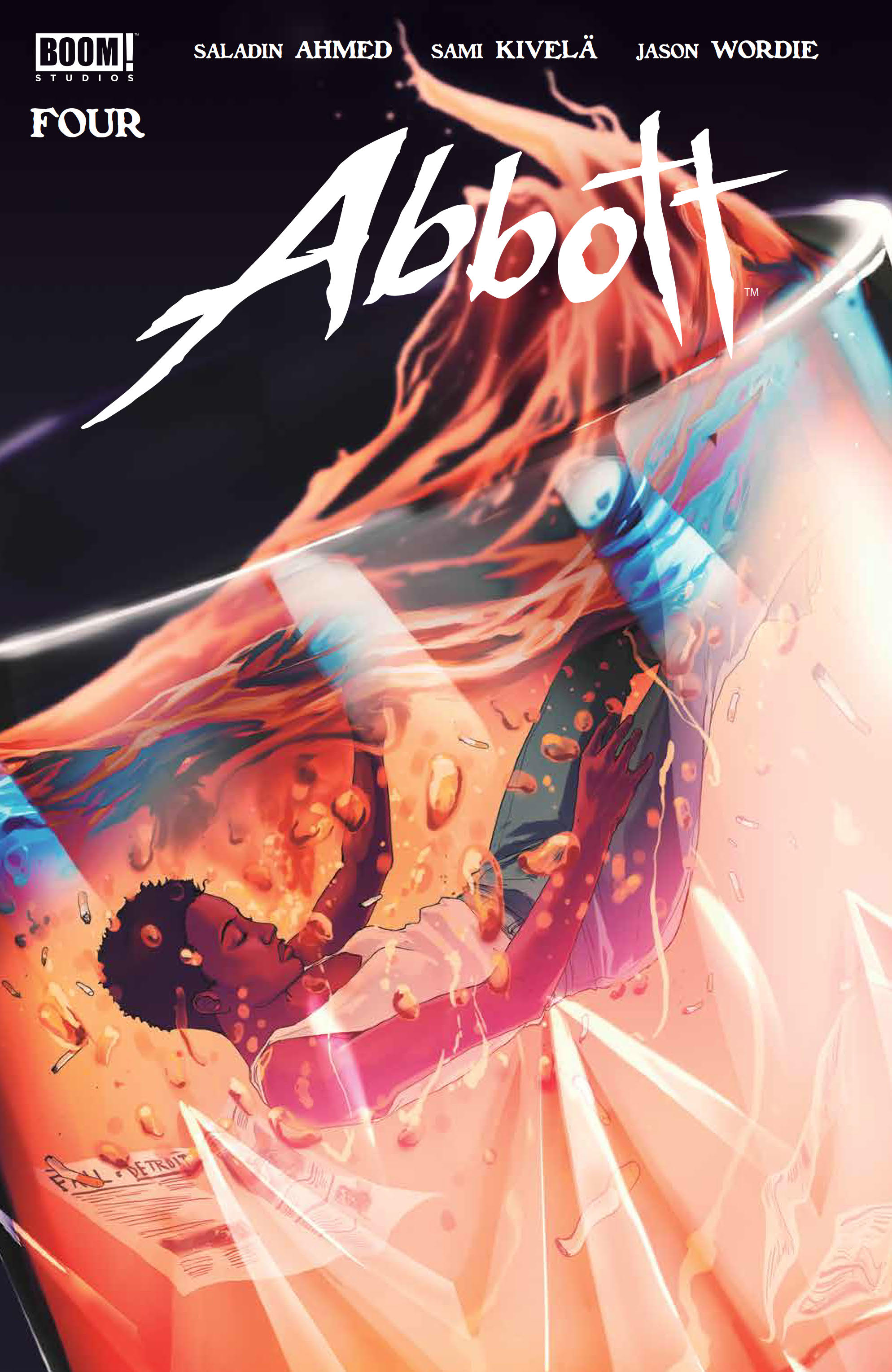 Abbott #4 Review