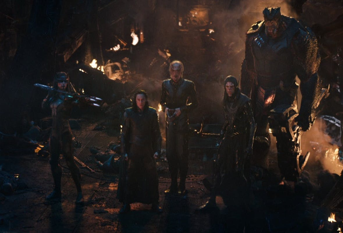 The Black Order will be the biggest surprise in 'Avengers: Infinity War'.