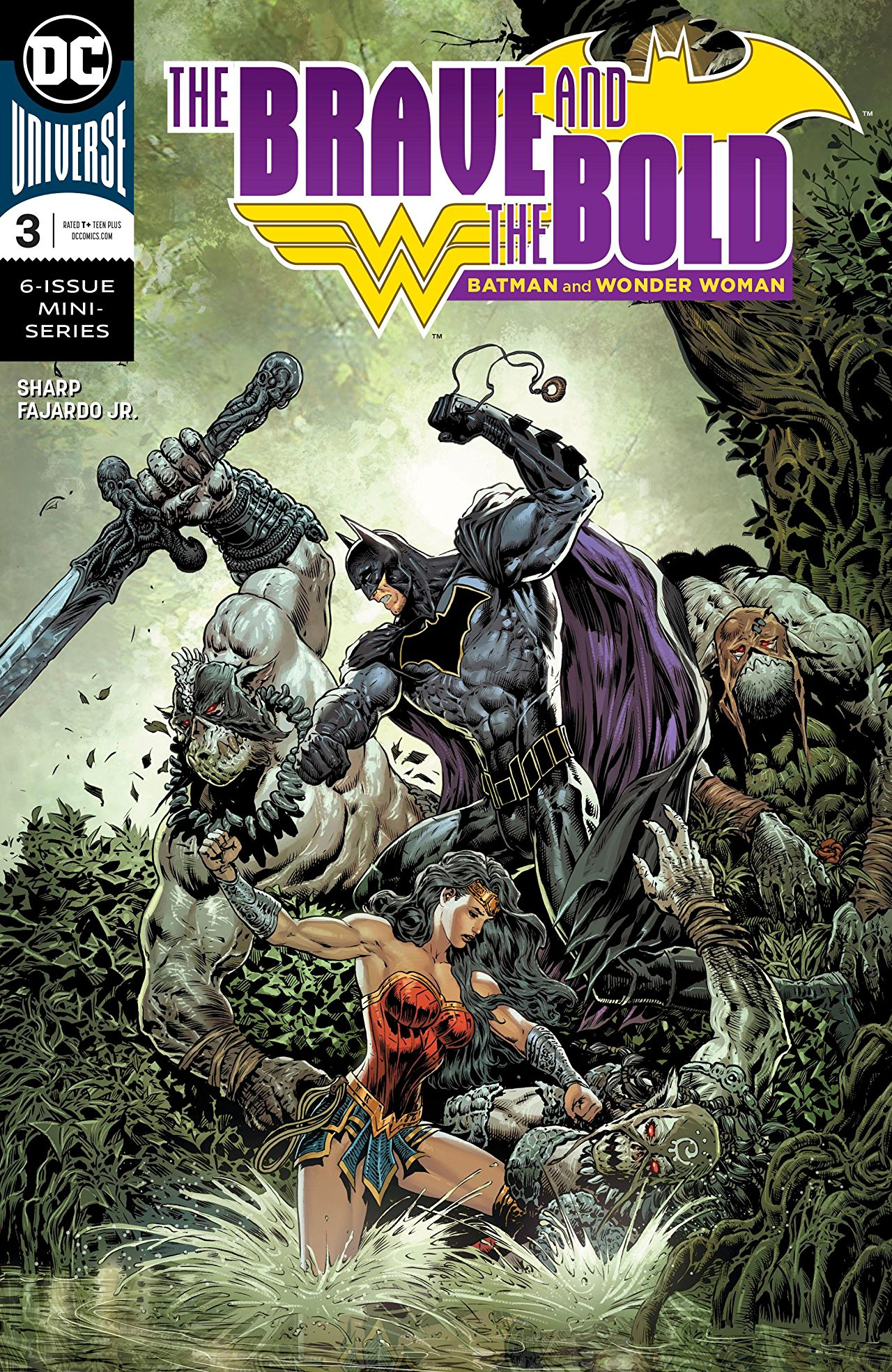 The Brave and the Bold: Batman and Wonder Woman #3 review: Time to give up on this series
