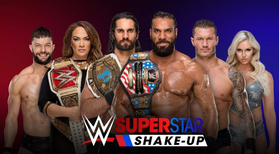 SmackDown made out like a bandit in the Superstar Shake-Up. What was Angle thinking?