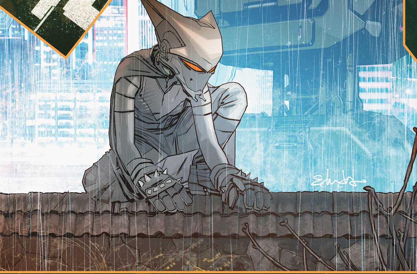 [EXCLUSIVE] DC Preview: Mother Panic: Gotham A.D. #2