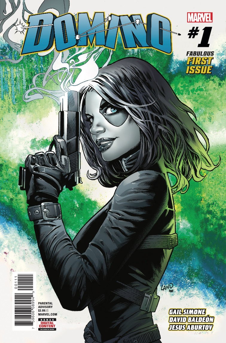 Domino Vol. 1: Killer Instinct review: Fleshing out a fan-favorite