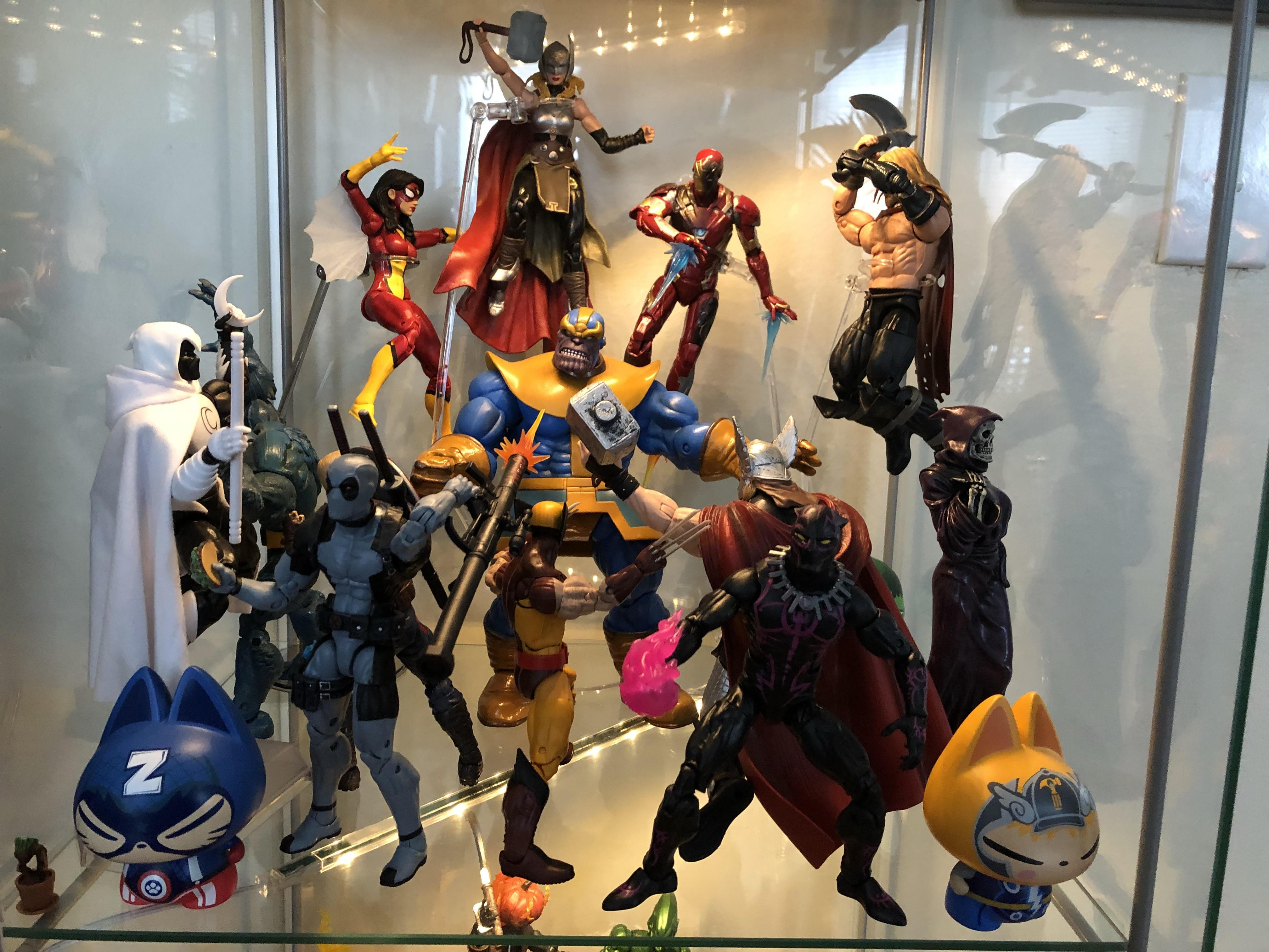 AiPT! shows off their toy collections