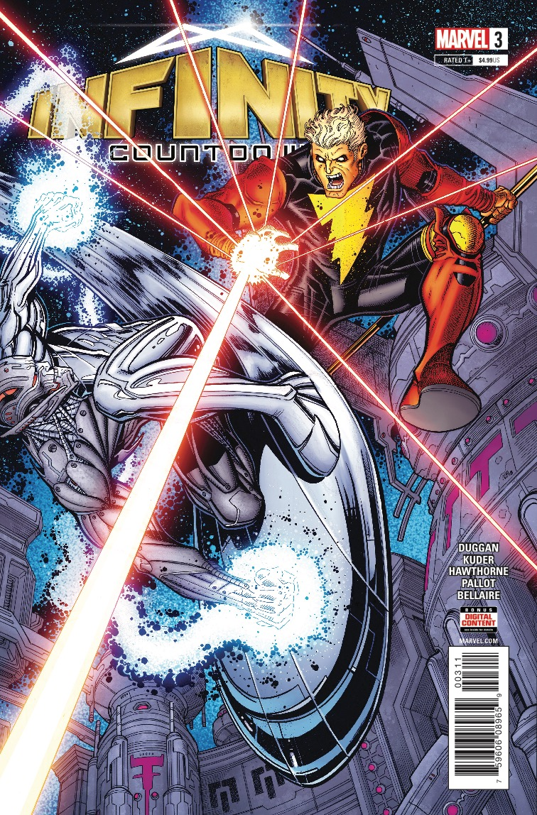 Marvel Preview: Infinity Countdown #3