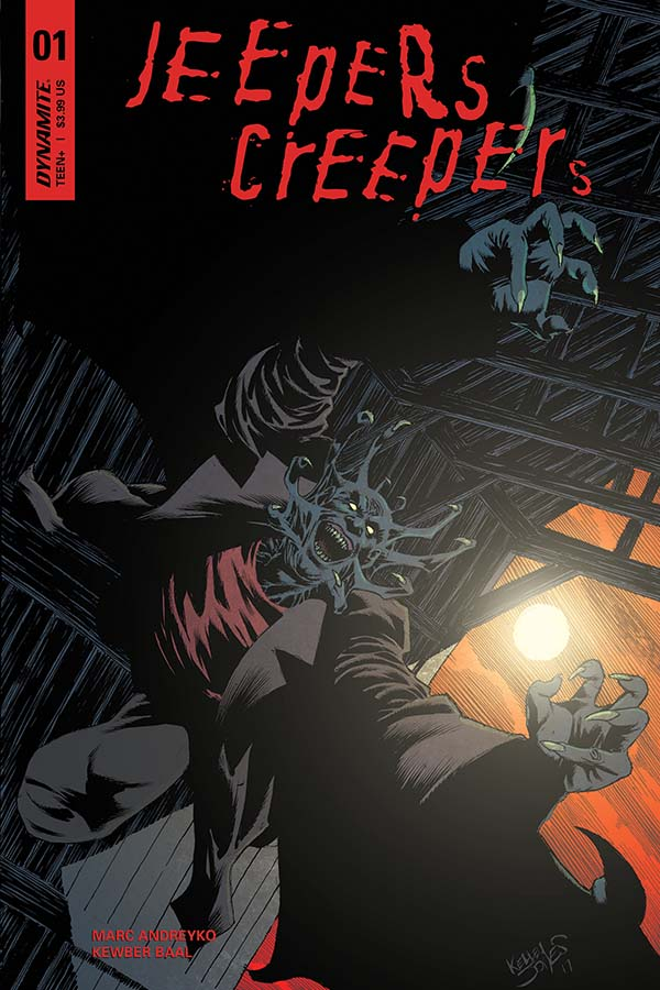 Jeepers Creepers #1 Review