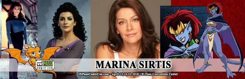 Marina Sirtis passionately champions #MeToo and Young Spock confirmed for 'Discovery' Season Two