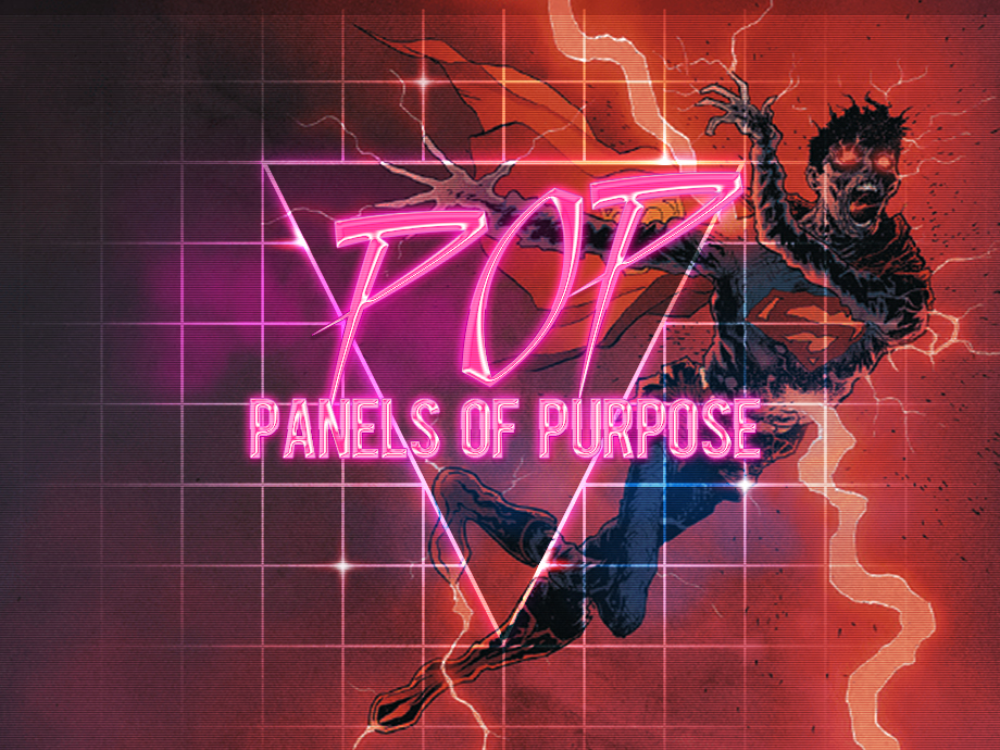 Monthly POP: Panels of Purpose - April 2018