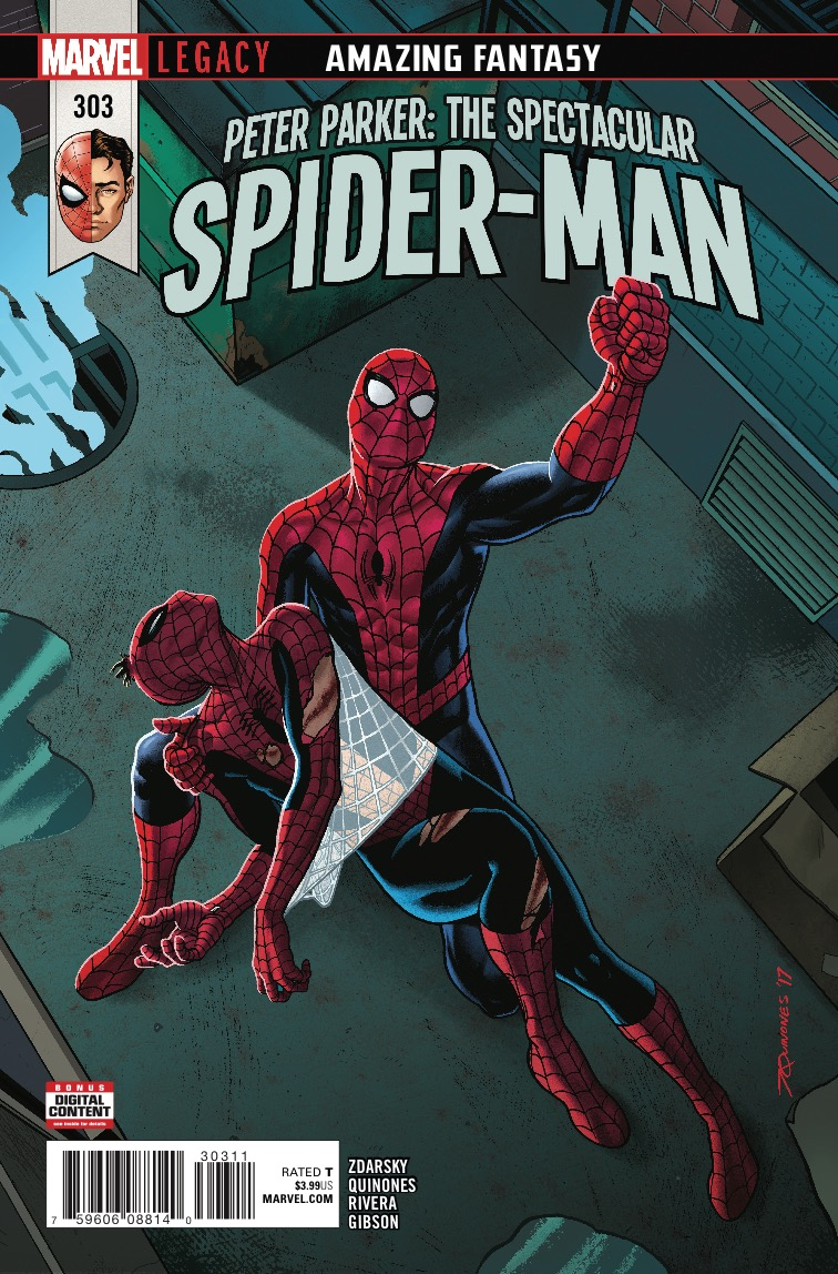 Marvel Preview: Peter Parker: The Spectacular Spider-Man #303