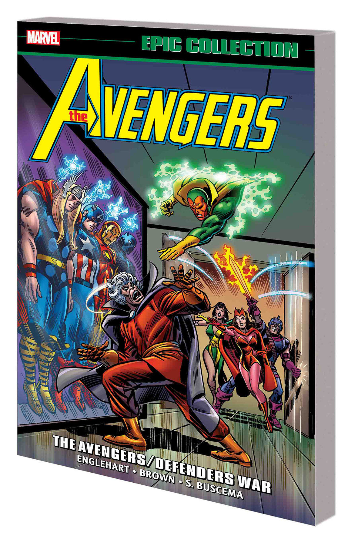 Avengers Epic Collection: The Avengers/Defenders War review: Classic storytelling and Saturday-morning fun make this a fantastic entry in the line