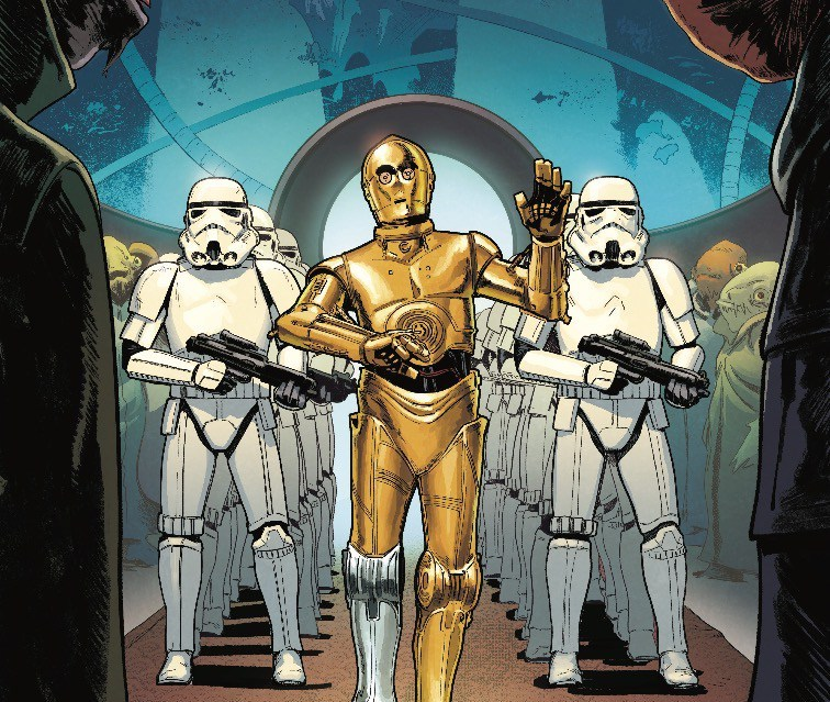 Star Wars #46 Review