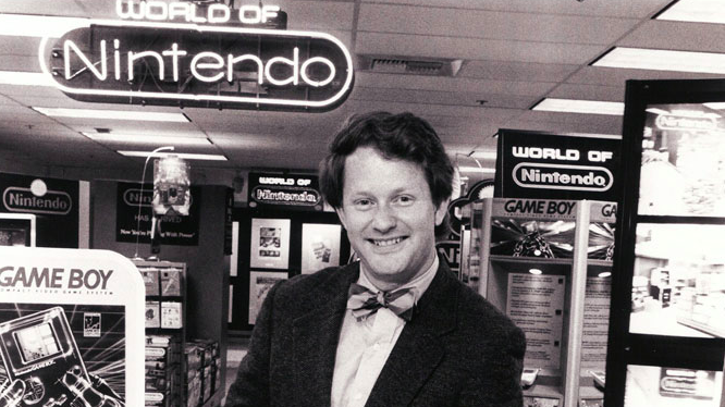 Howard Phillips - the first professional gamer