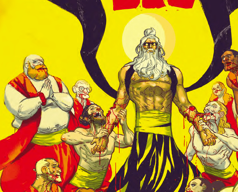 Deathbed #3 Review