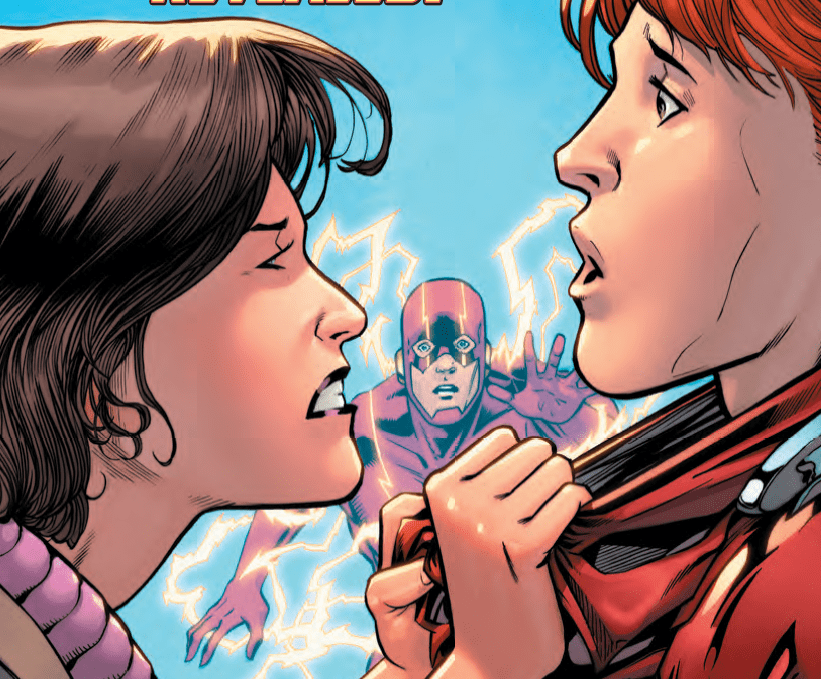 Wally West has a Wolverine moment that could change the DCU in The Flash #45