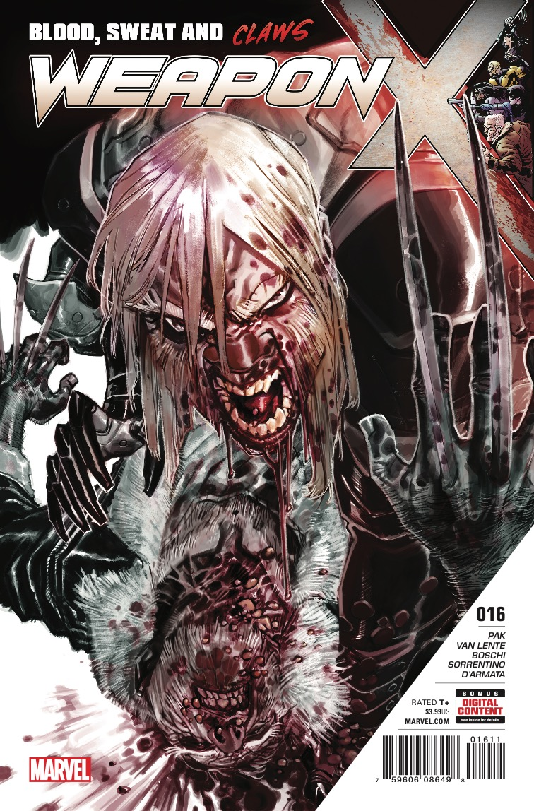 Marvel Preview: Weapon X #16