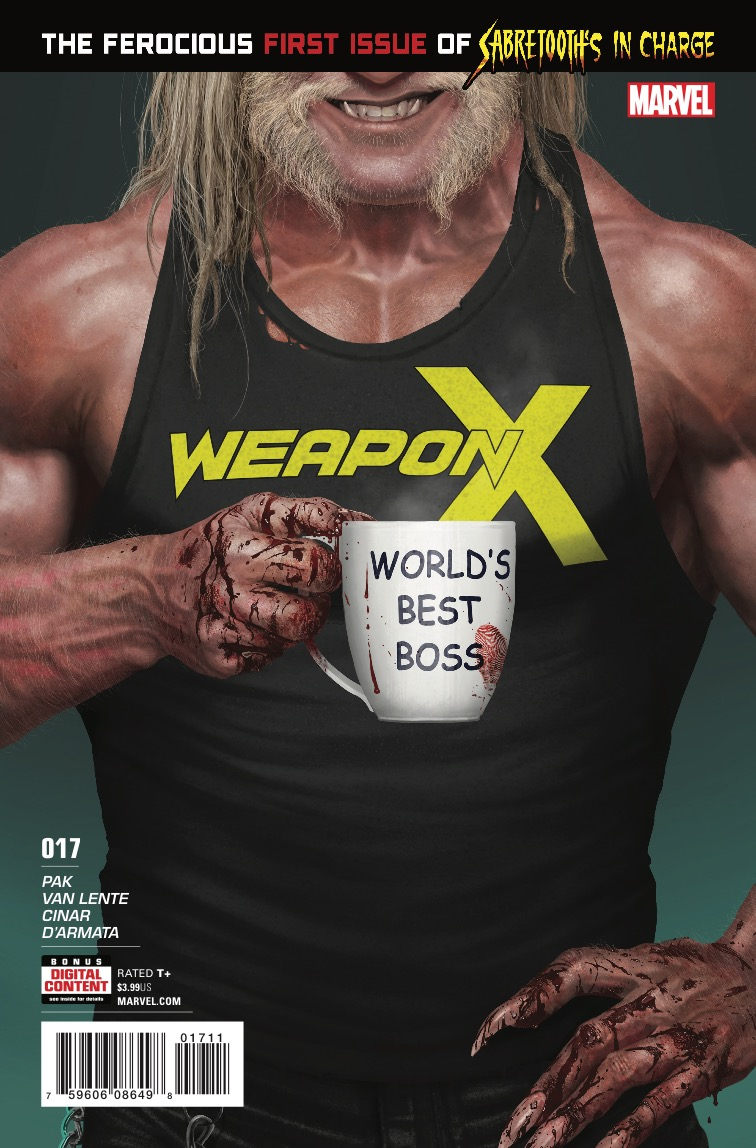 Marvel Preview: Weapon X #17