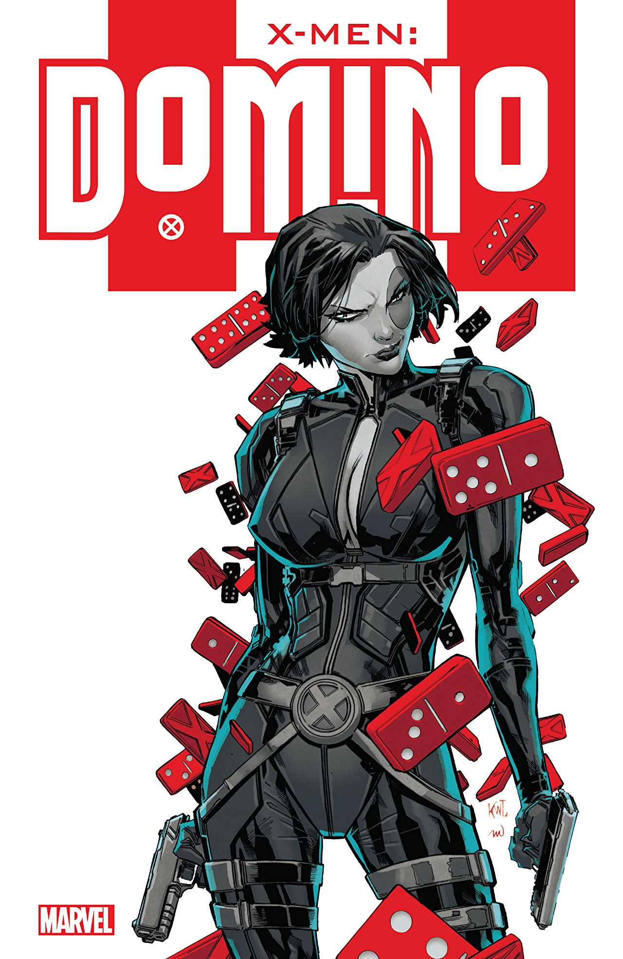 X-Men: Domino review: Detailing Domino's rocky history