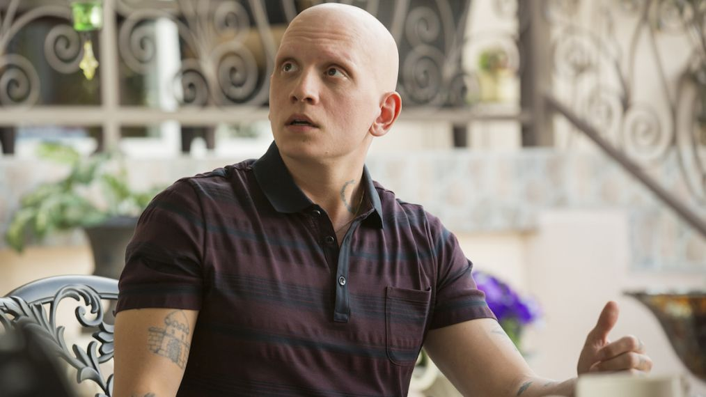 """Anthony Carrigan raves about about his """"unicorn job"""" on HBO's 'Barry'"""