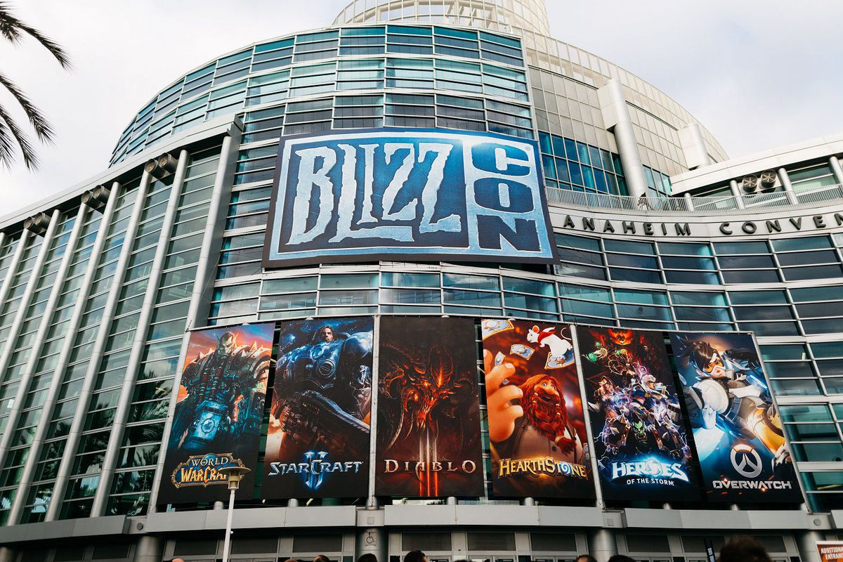 Blizzcon 2018 will take place November 2-3; tickets go on sale May 9