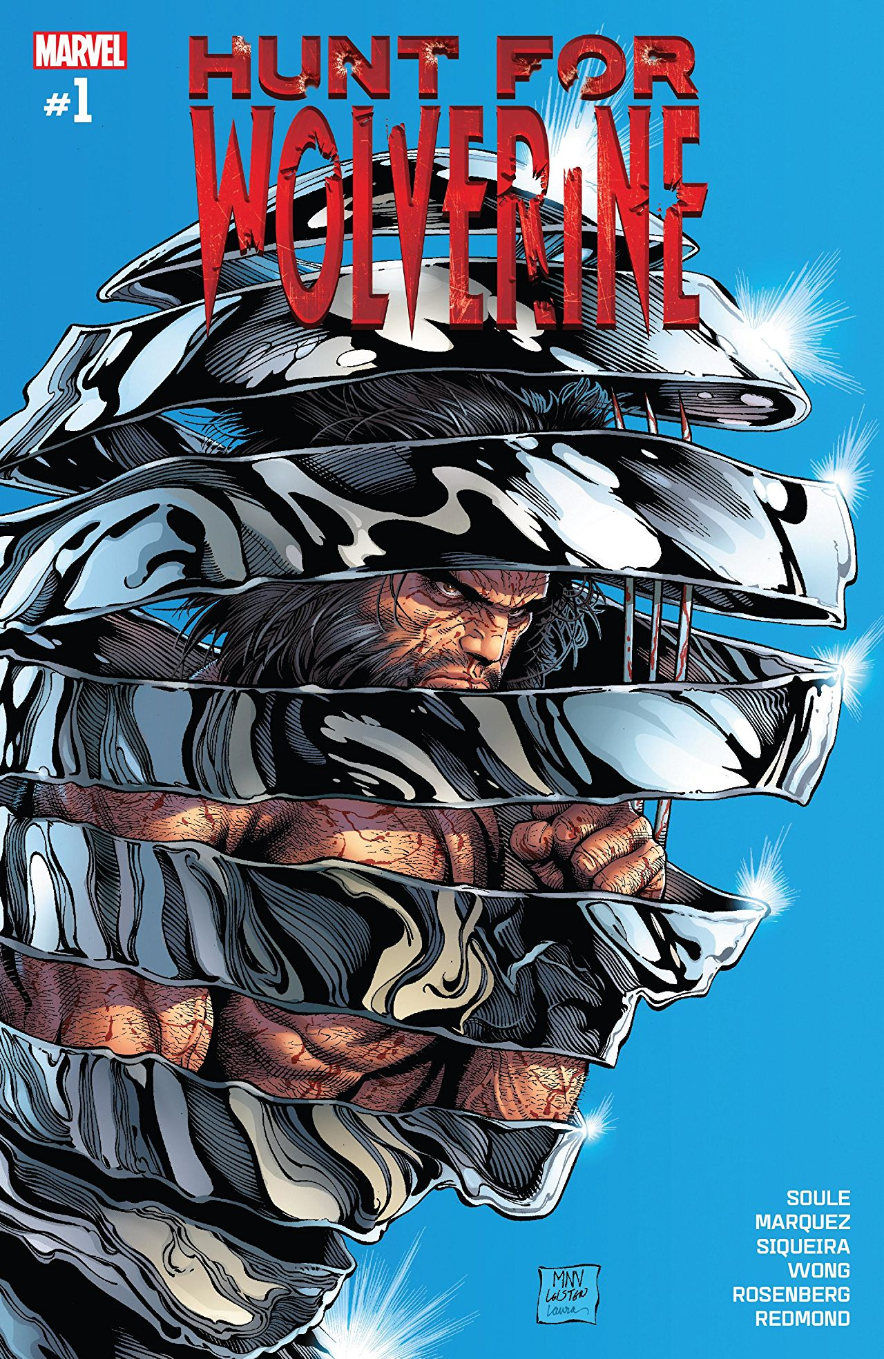 Hunt for Wolverine #1 review: A mutant mystery dawns
