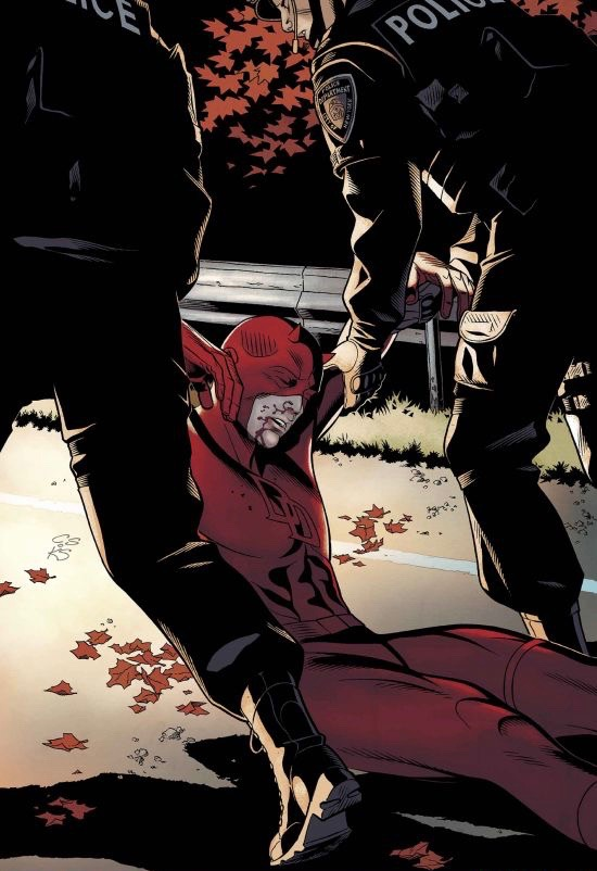 Daredevil becomes mayor and that's not even the scariest thing.