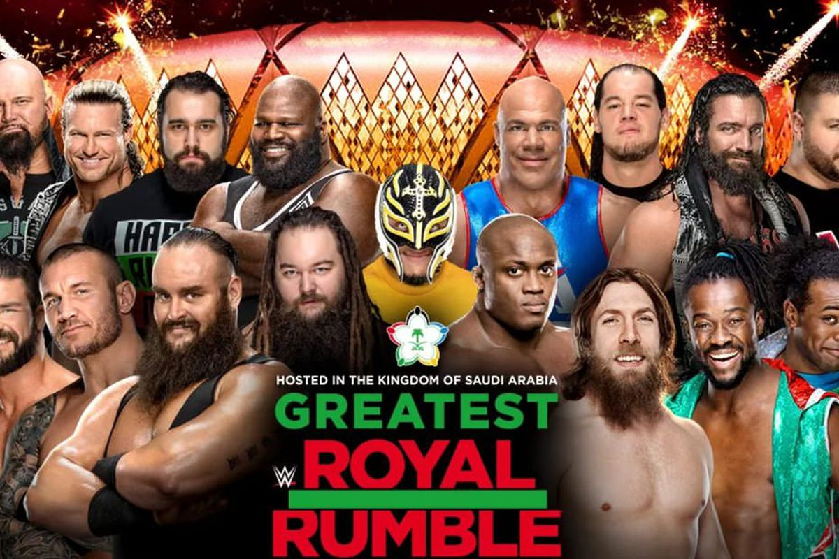 'Greatest Royal Rumble' is a hypocritical stain on WWE's recent message of inclusivity and diversity