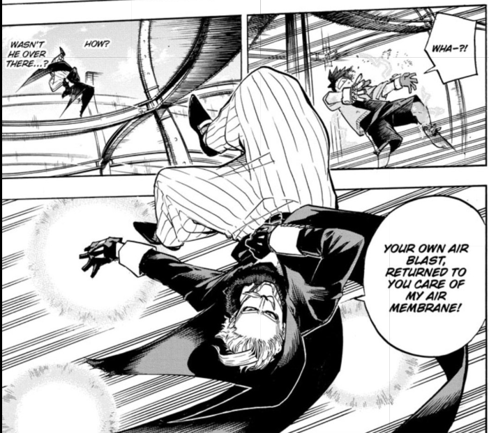 My Recap Academia - Chapter 177
