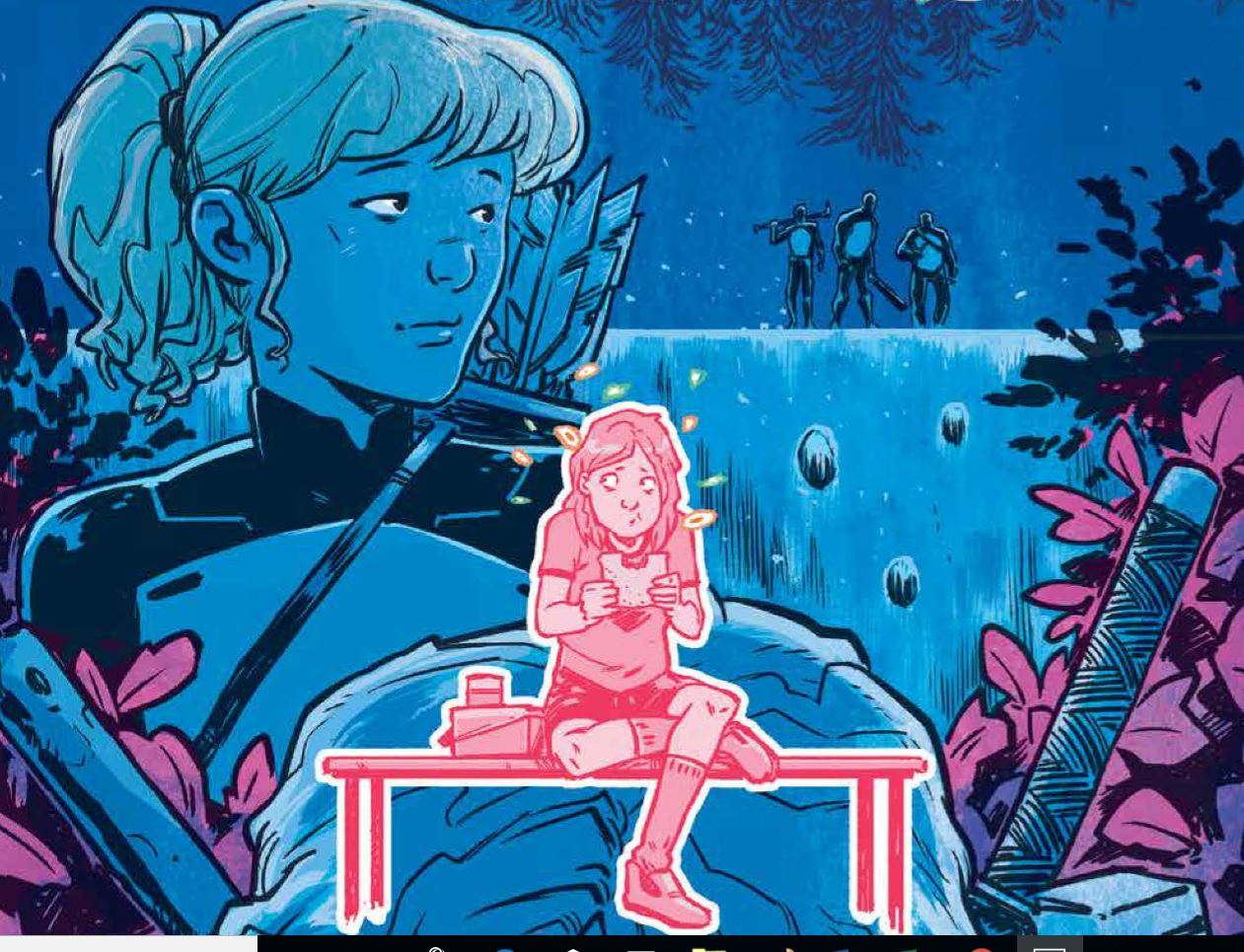 Lucy Dreaming #2 Review