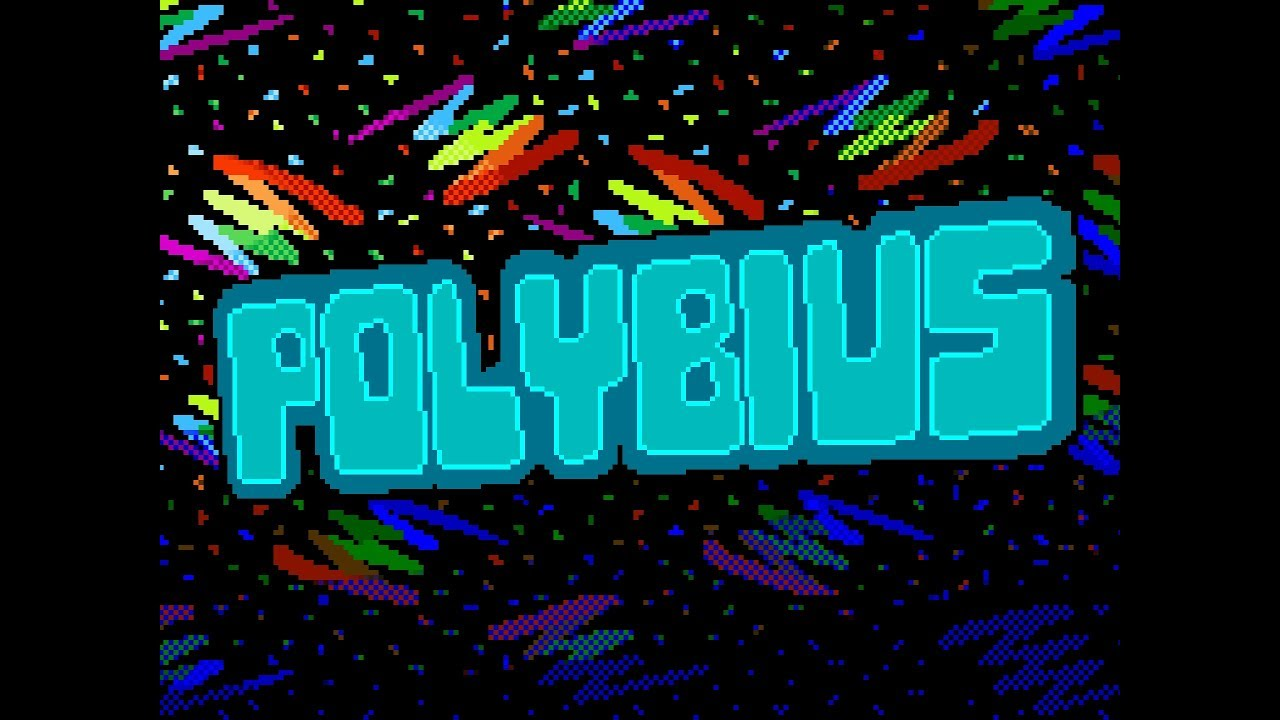 Polybius - a video game urban legend