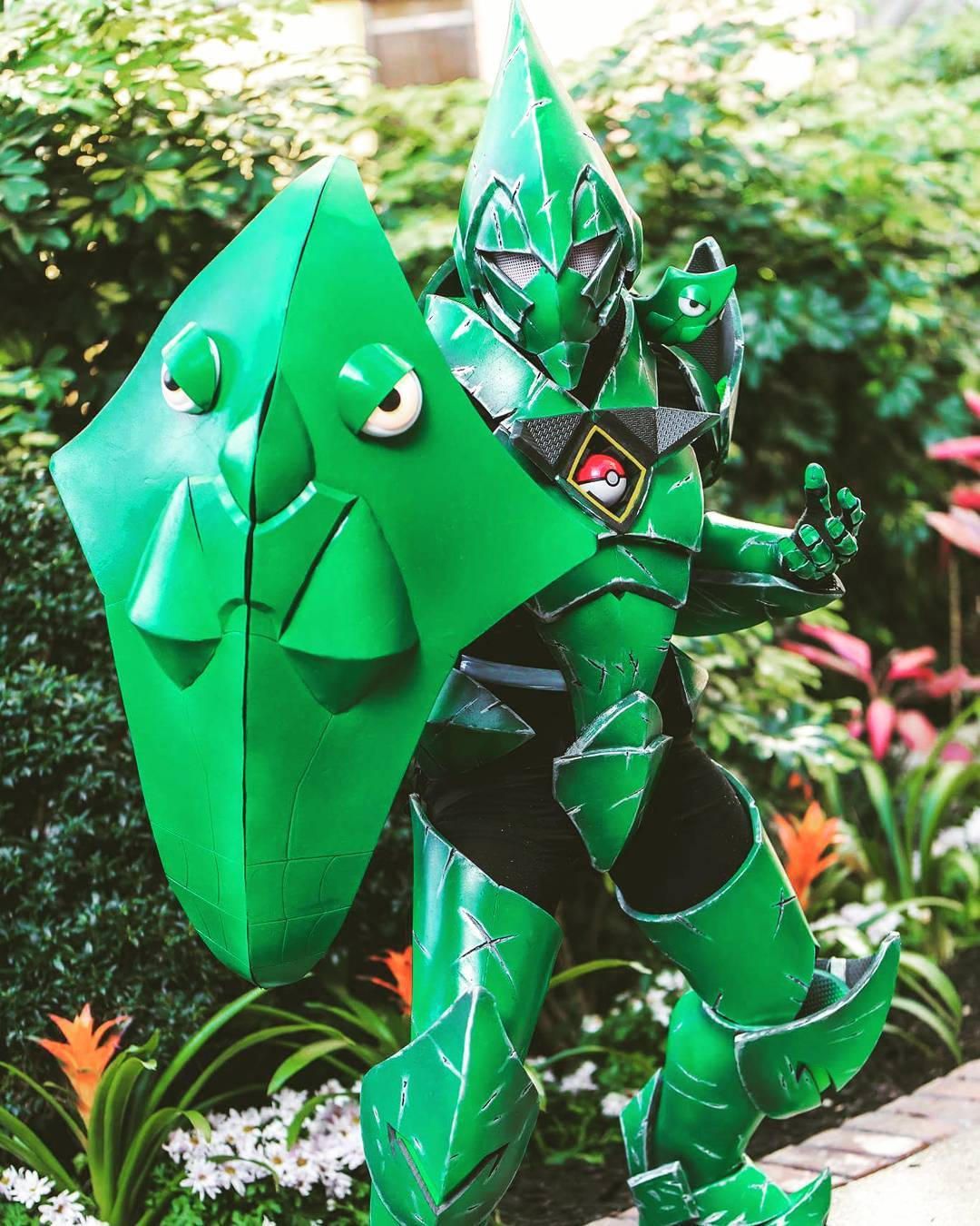 Who said Metapod had to evolve to fight back against the oppression of Pokemon trainers?