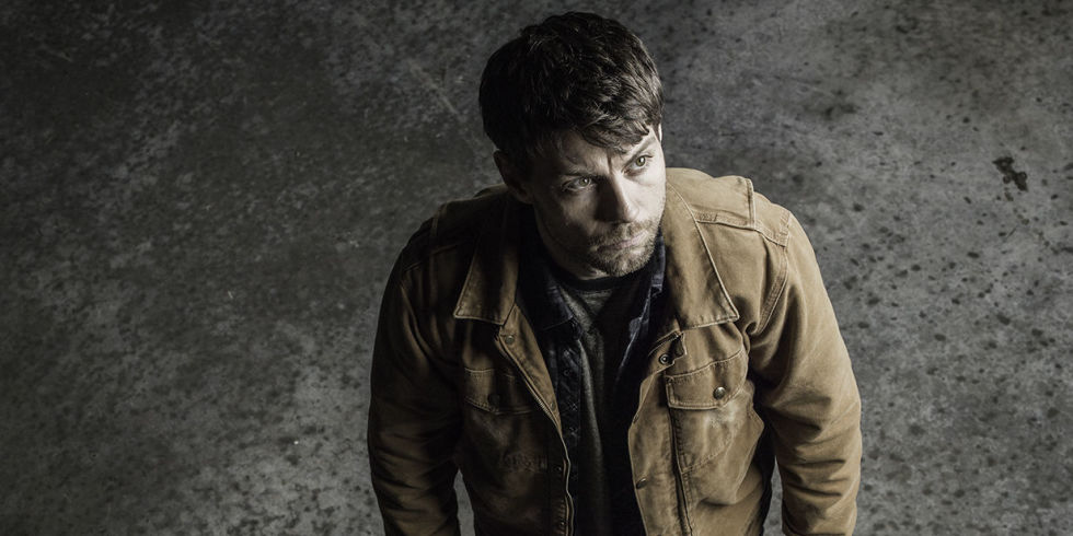 """Patrick Fugit on """"trying to get everybody back to where they can fight the darkness"""" in Outcast season two"""
