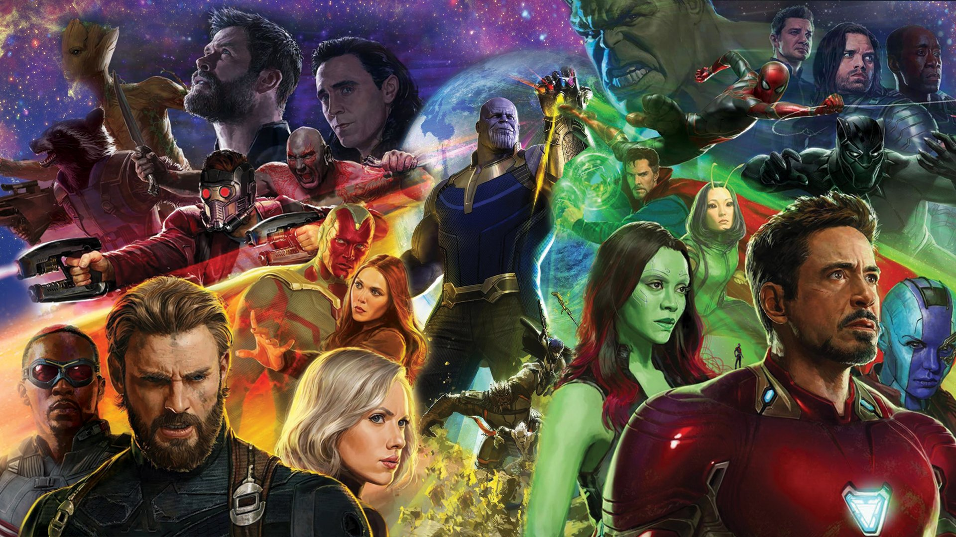 Round 1 of Infinity Warfare: Who is the mightiest Avenger of all?