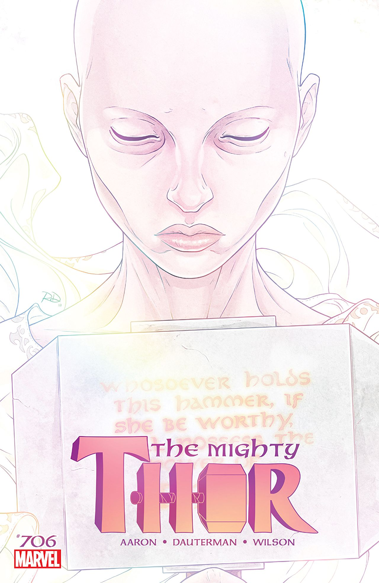 The Mighty Thor #706 Review