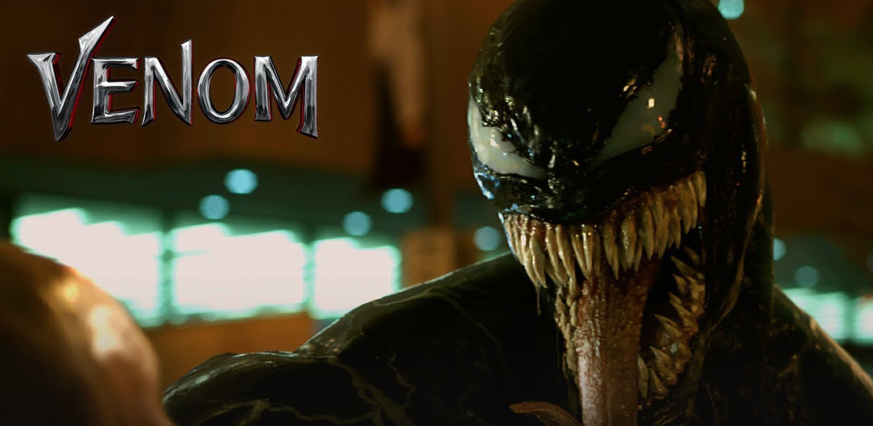 "The Venom trailer raises the question: how the hell do you pronounce ""symbiote""?"