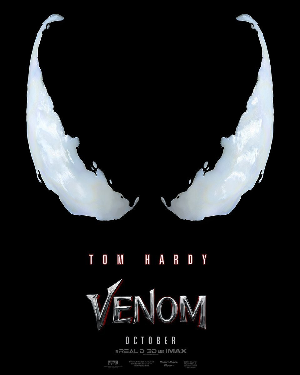 Is this our first look at Tom Hardy's Venom -- from a leaked bottle of iced tea?