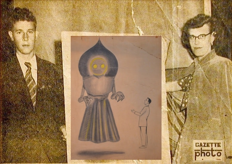 History Channel's 'Project Blue Book' -- the real story of the Flatwoods Monster