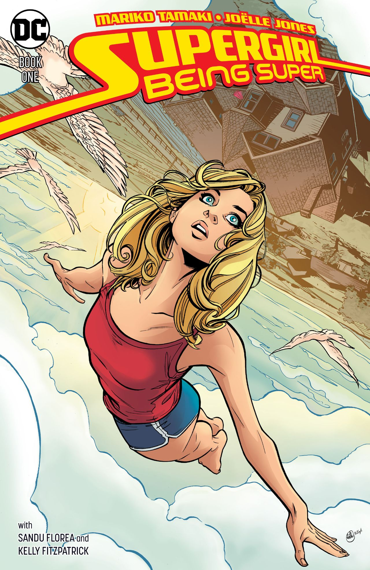 'Supergirl: Being Super' is a charming coming-of-age tale and welcome addition to the Superman mythos
