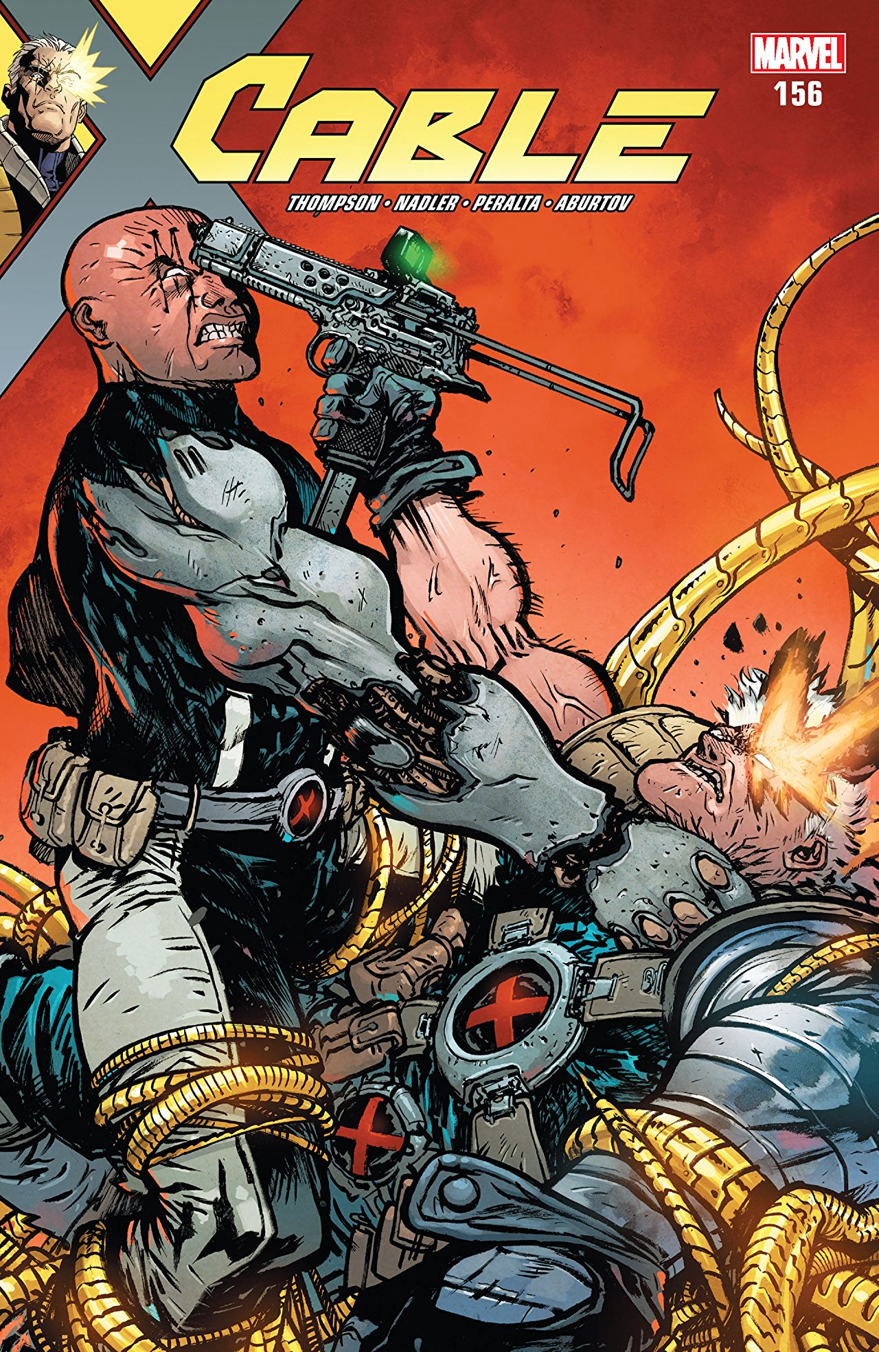 Zac Thompson confirms 'Cable' is cancelled after July's issue