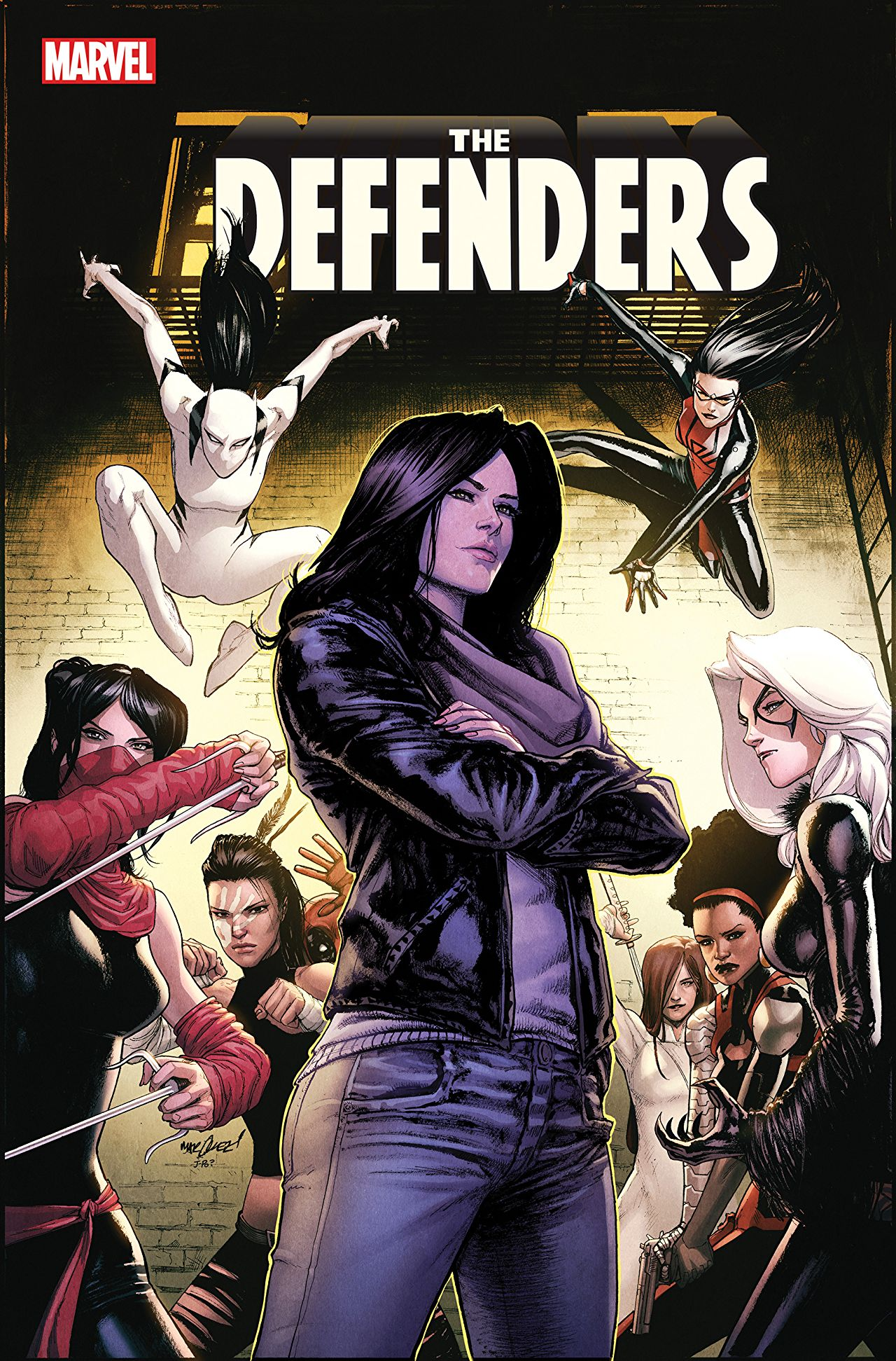'The Defenders Vol. 2: Kingpins of New York' review: Now THIS is how you tell a Defenders story